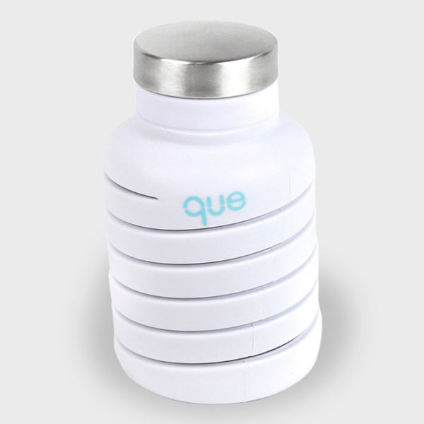 product: Que Bottle 20oz Glacier White