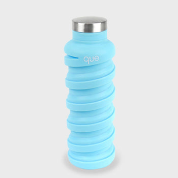 product: Que Bottle 20oz Iceberg Blue