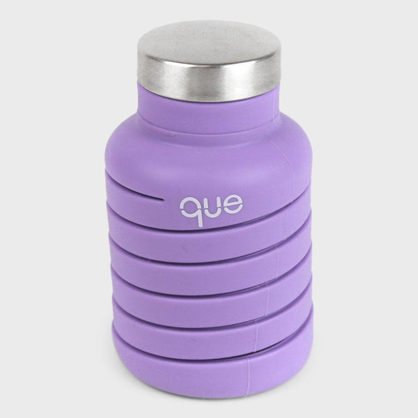 product: Que Bottle 20oz Violet Purple