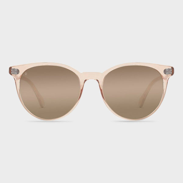 product: Raen Norie Sunglasses Dawn/ Mink Gradient Mirror