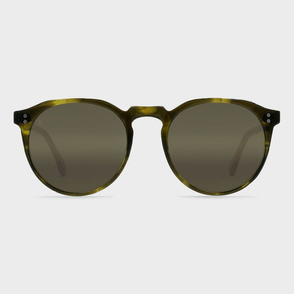 product: Raen Remmy 52 Sunglasses Seagrass/ HiPro Bronze Mirror