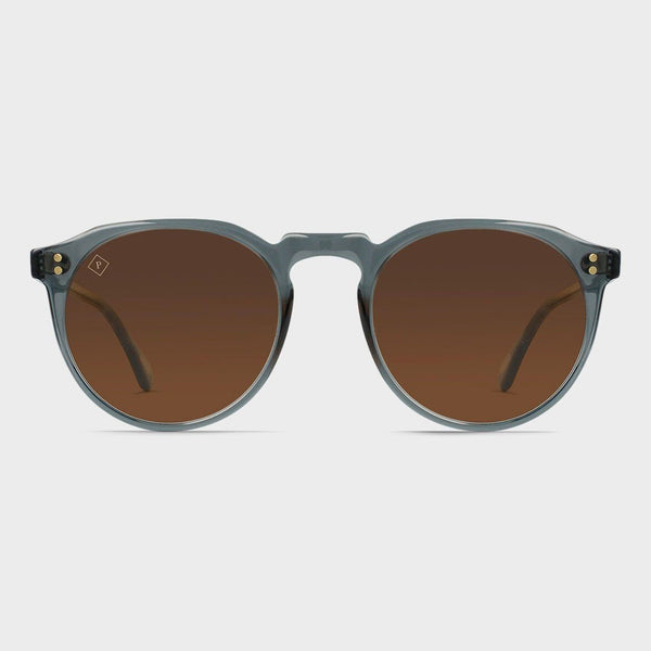 product: Raen Remmy 52 Slate/ Vibrant Brown Polarized