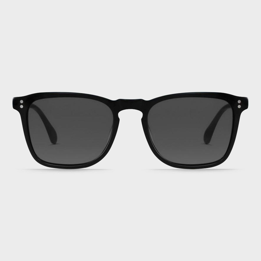 Raen Wiley 54 Black/ Smoke