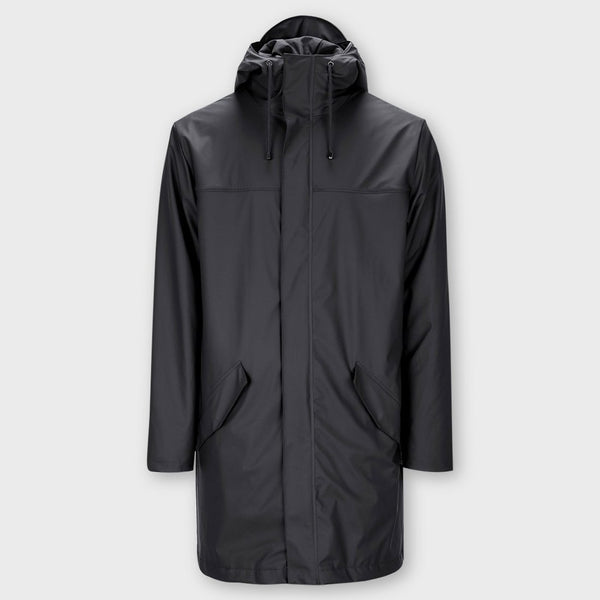 product: RAINS Alpine Jacket Black