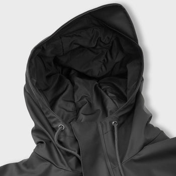product: RAINS Unisex Alpine Jacket Black