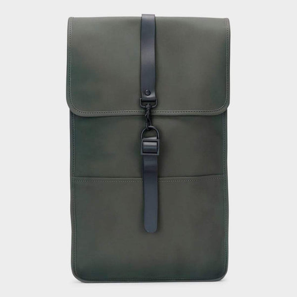product: RAINS Backpack Green