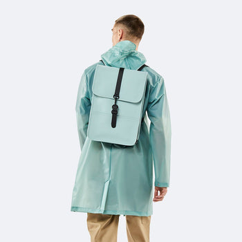 product: RAINS Backpack Mini Dusty Mint