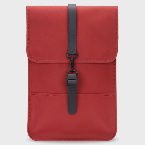 product: RAINS Backpack Mini Scarlet