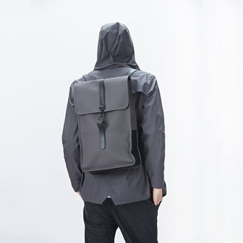 product: RAINS Backpack Smoke