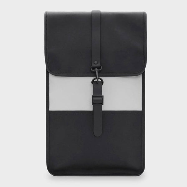 product: RAINS Backpack Black/Stone