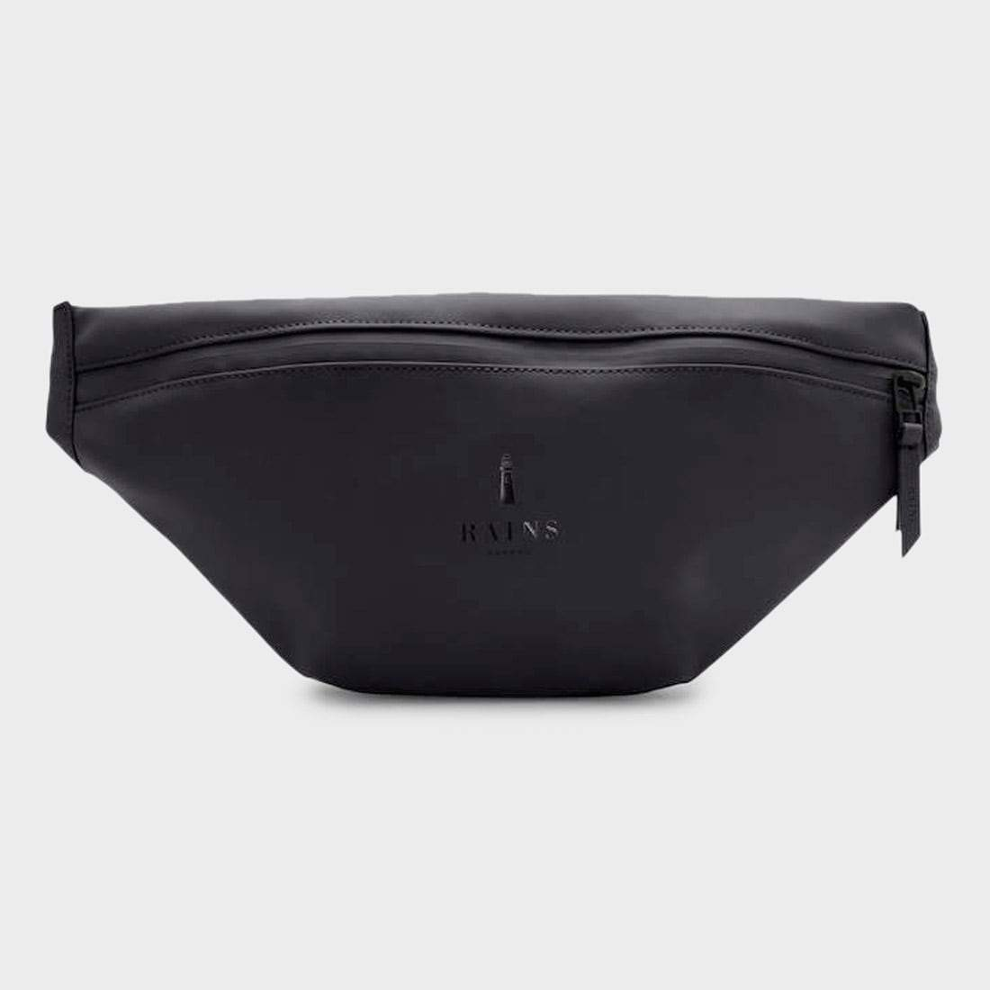 RAINS Bumbag Black