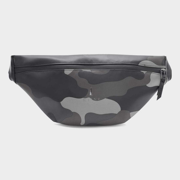 product: RAINS Bumbag Night Camo