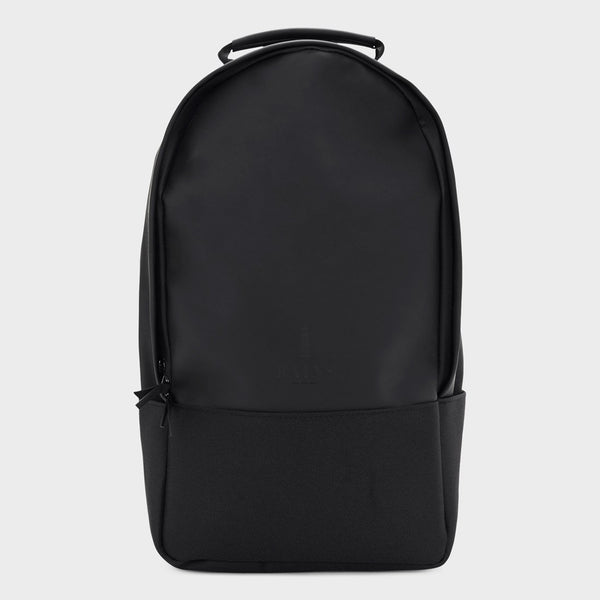 product: RAINS City Backpack Black