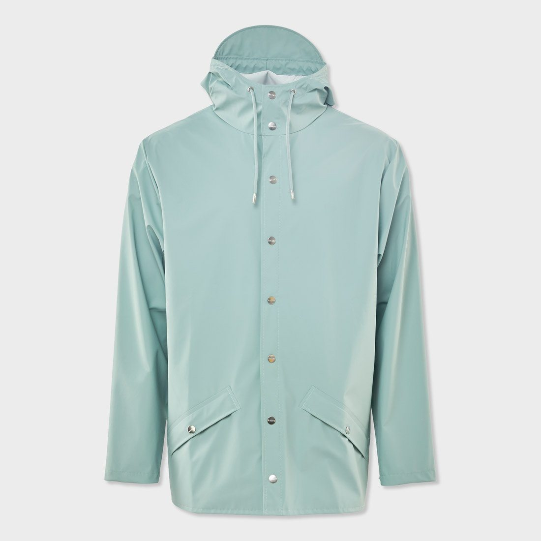 RAINS Unisex Jacket Dusty Mint
