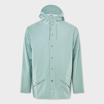 product: RAINS Unisex Jacket Dusty Mint