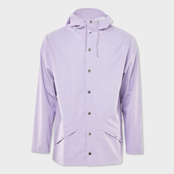 product: RAINS Unisex Jacket Lavender