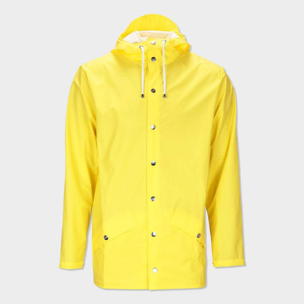 product: RAINS Jacket Yellow