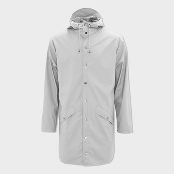 product: RAINS Unisex Long Jacket Stone