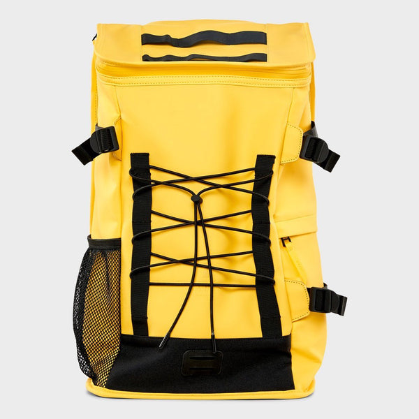 product: RAINS Mountaineer Bag Yellow