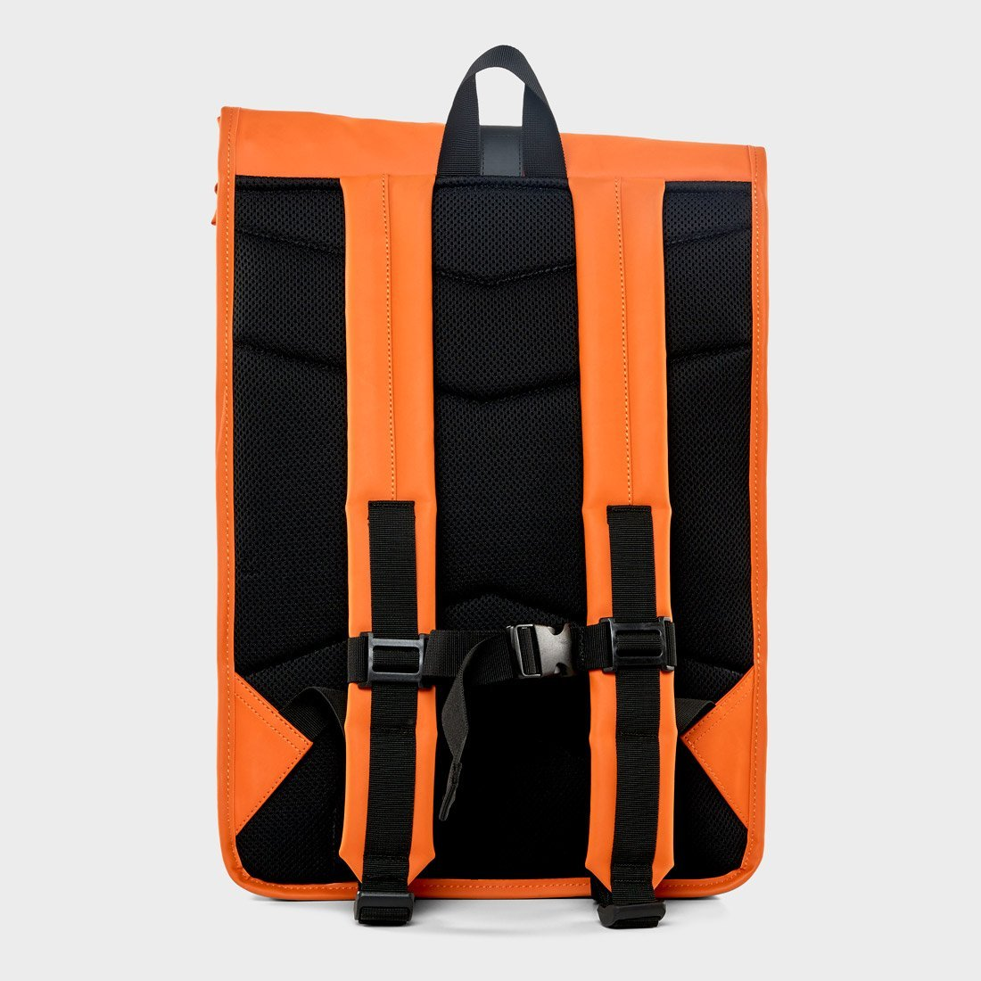 quite nice wholesale price huge inventory RAINS Rolltop Rucksack Orange – Wayward