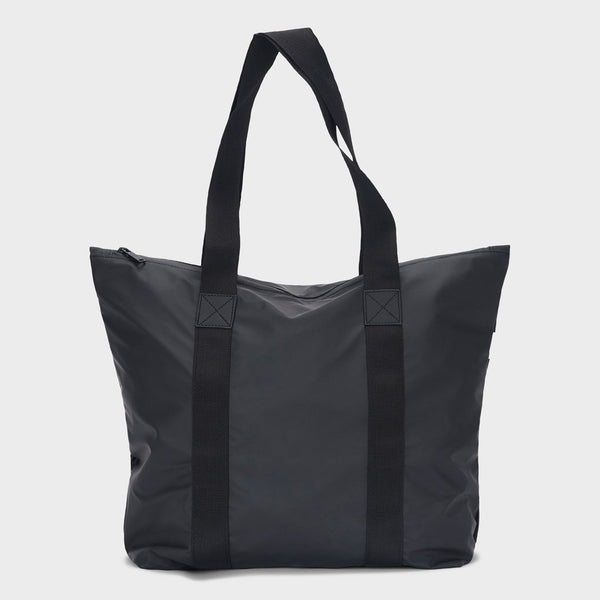 product: RAINS Tote Bag Rush Black
