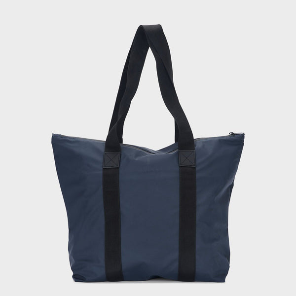 product: RAINS Tote Bag Rush Navy
