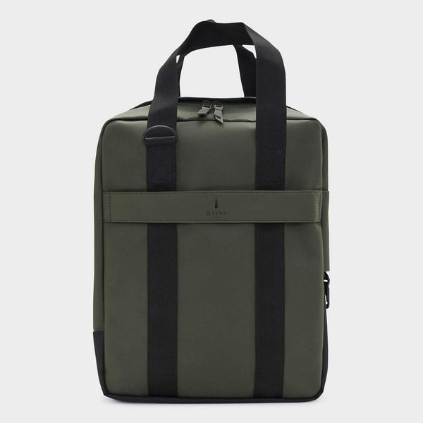 product: RAINS Utility Tote Green