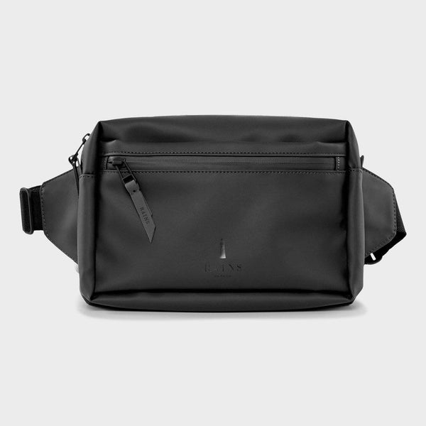 product: RAINS Waist Bag Black