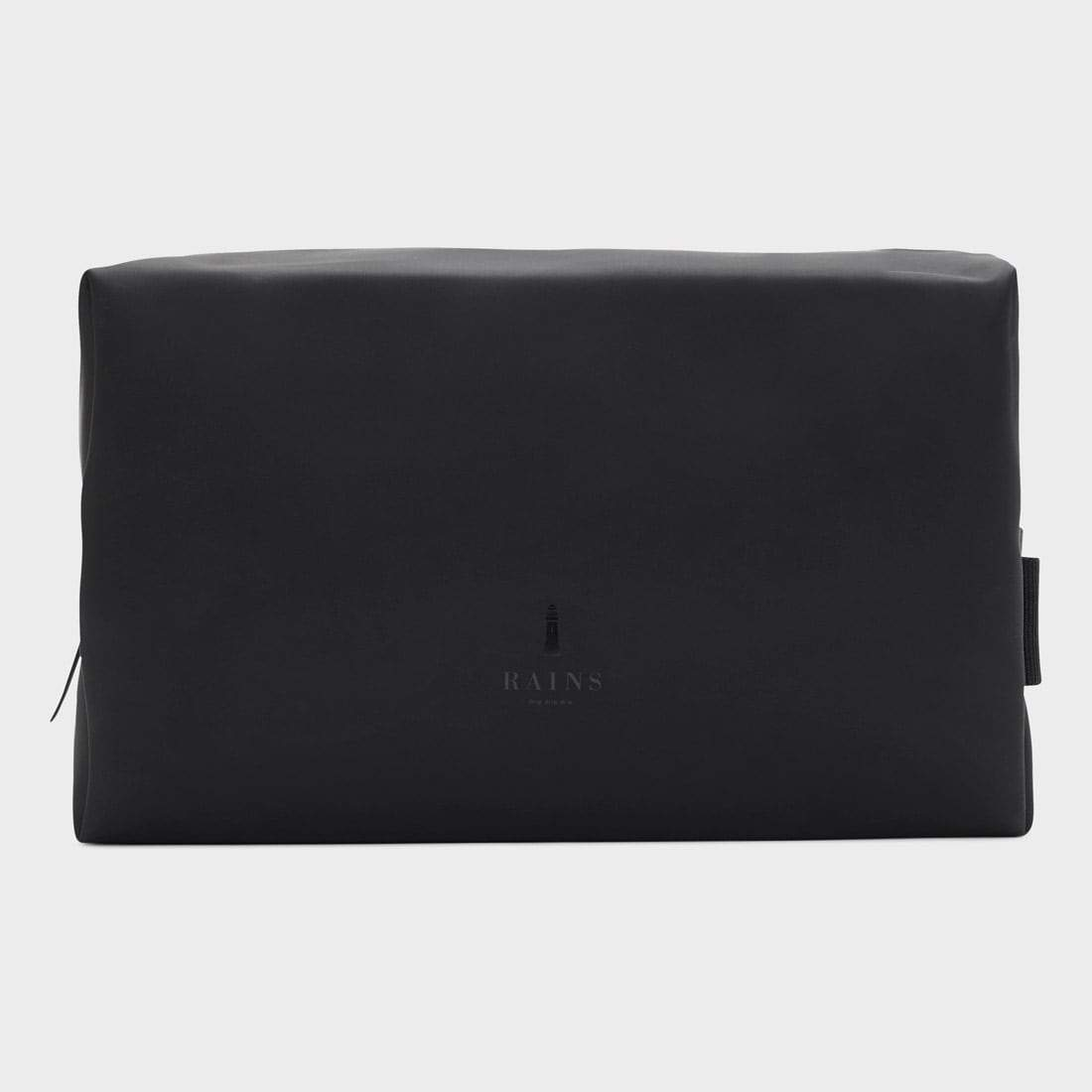 RAINS Washbag Large Black