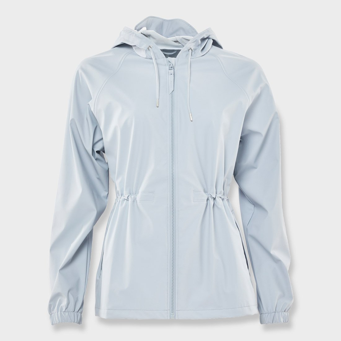 RAINS Women's Jacket Ice Grey
