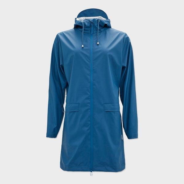 product: RAINS Women's Coat Blue
