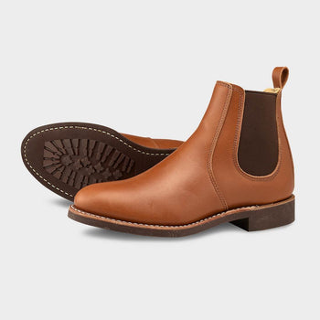 product: Red Wing 6-Inch Chelsea Boot Pecan Boundary