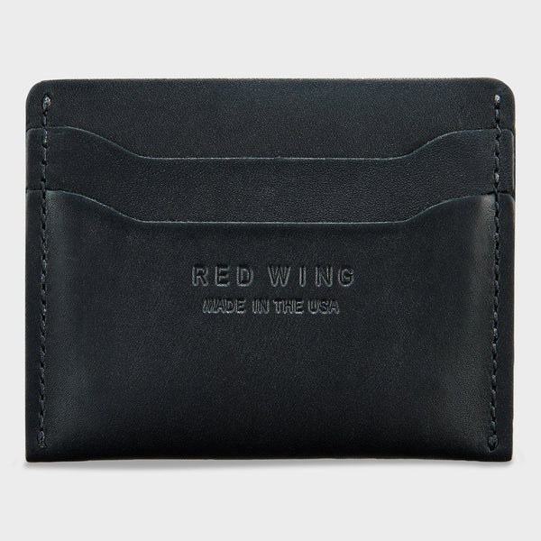 product: Red Wing Card Holder Black