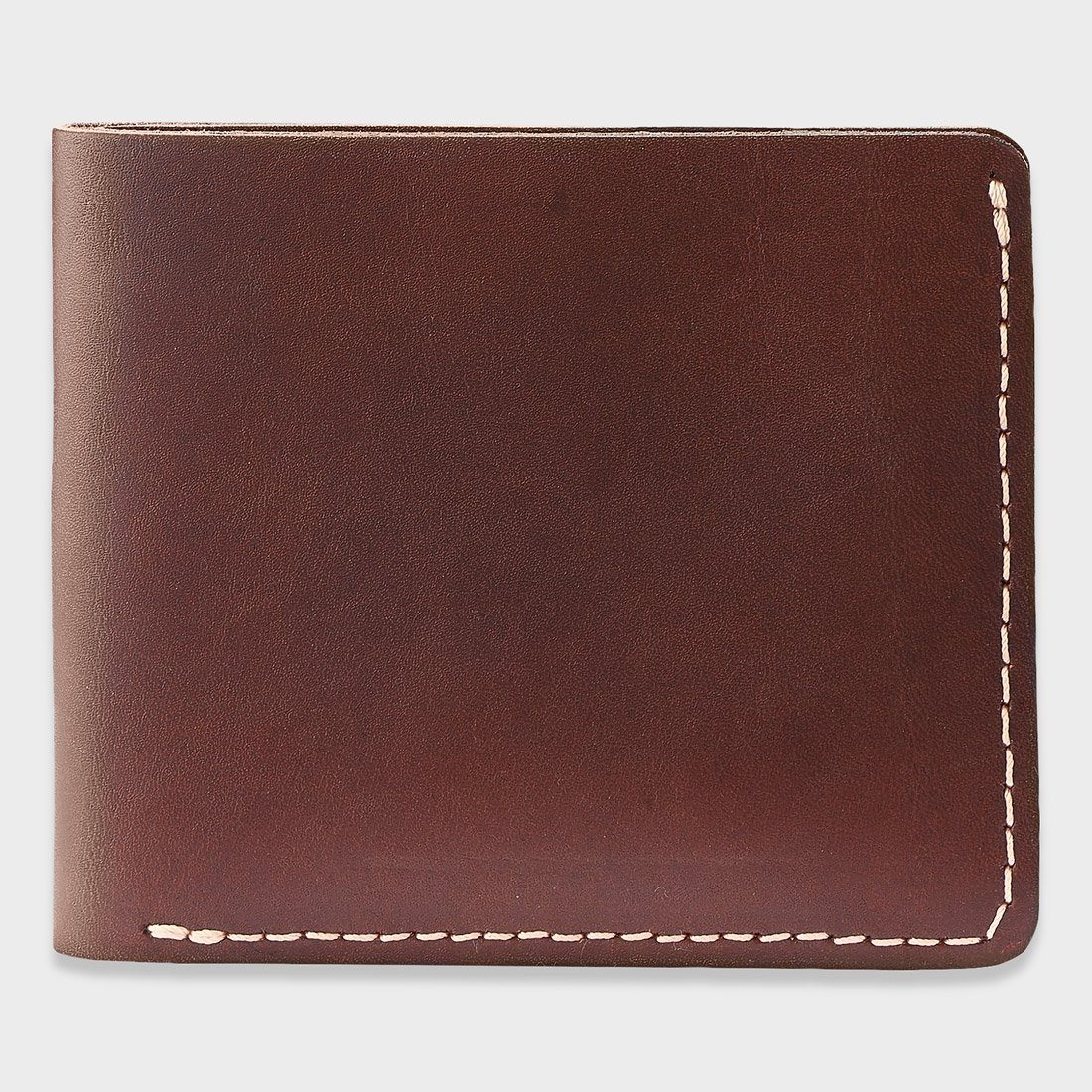 Red Wing Classic Bi-Fold Wallet Amber