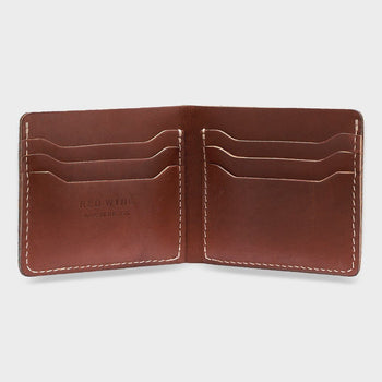 product: Red Wing Classic Bi-Fold Wallet Amber