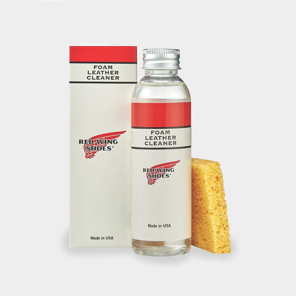 product: Red Wing Foam Leather Cleanser