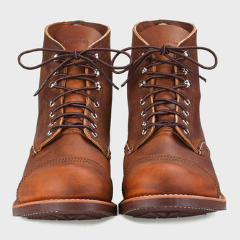 product: Red Wing Iron Ranger Copper