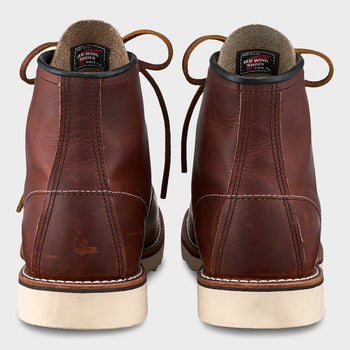 product: Red Wing Limited Edition 6-Inch Classic Moc Oro Harness