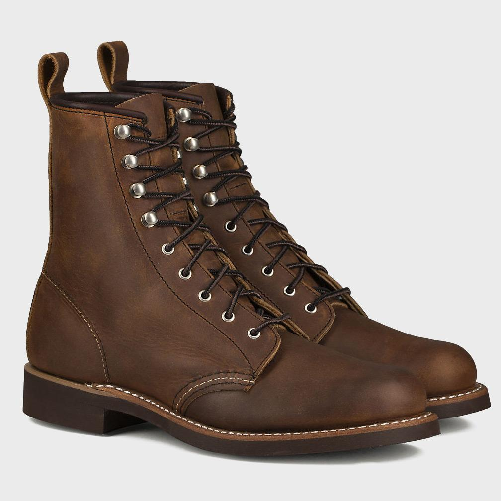 Red Wing Women's Silversmith Brown