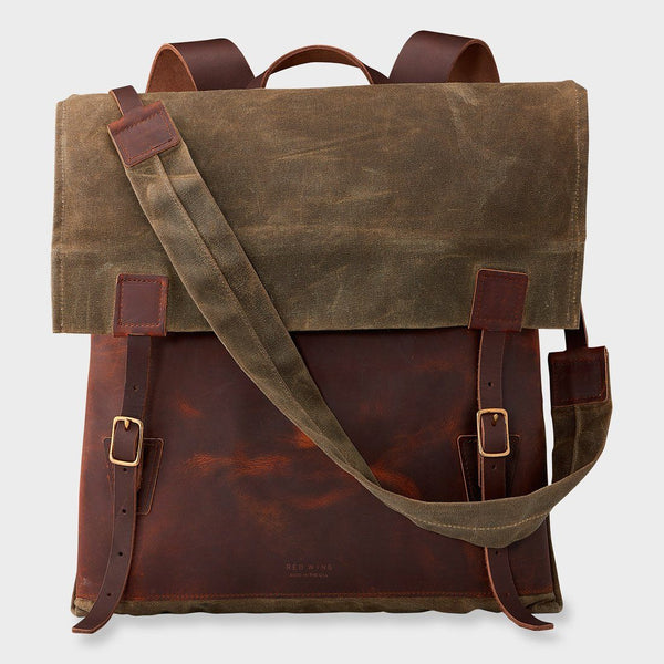 product: Red Wing Wacouta Backpack Copper / Tan
