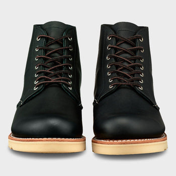 product: Red Wing Women's 6-inch Round Toe Boot Black Boundary