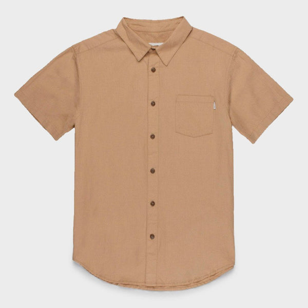 product: Rhythm Apartment Shirt Sand