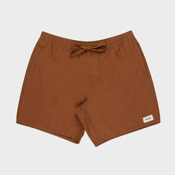 product: Rhythm Box Jam Short Sun Orange
