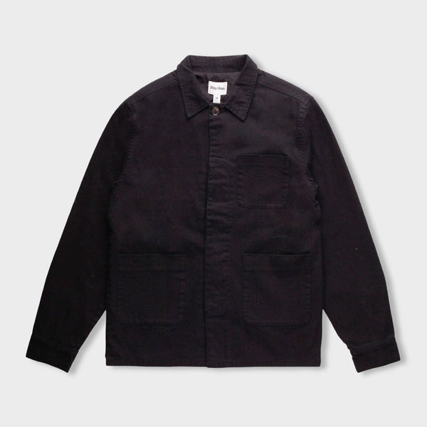 product: Rhythm Chore Jacket Black