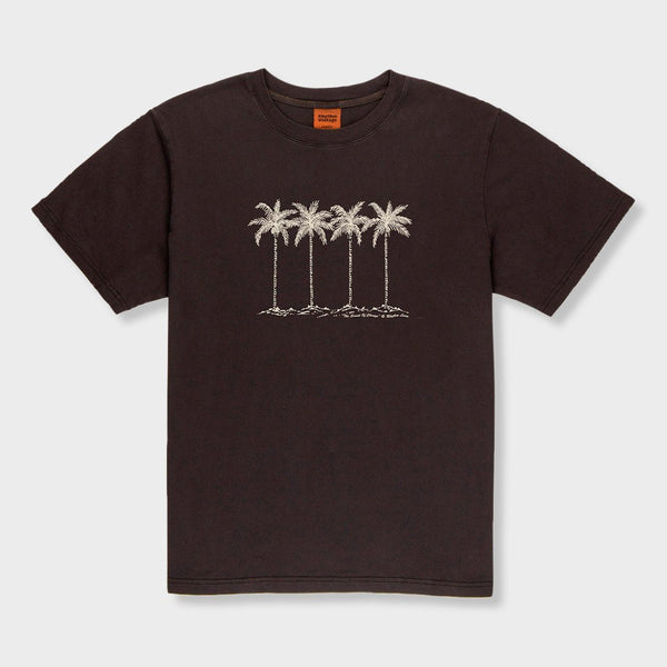 product: Rhythm Palm Vintage T-Shirt Black