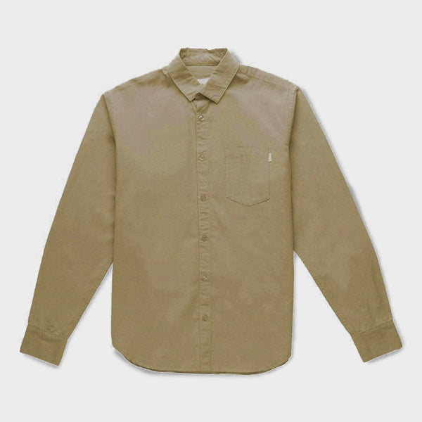 product: Rhythm Sunday Shirt Sage