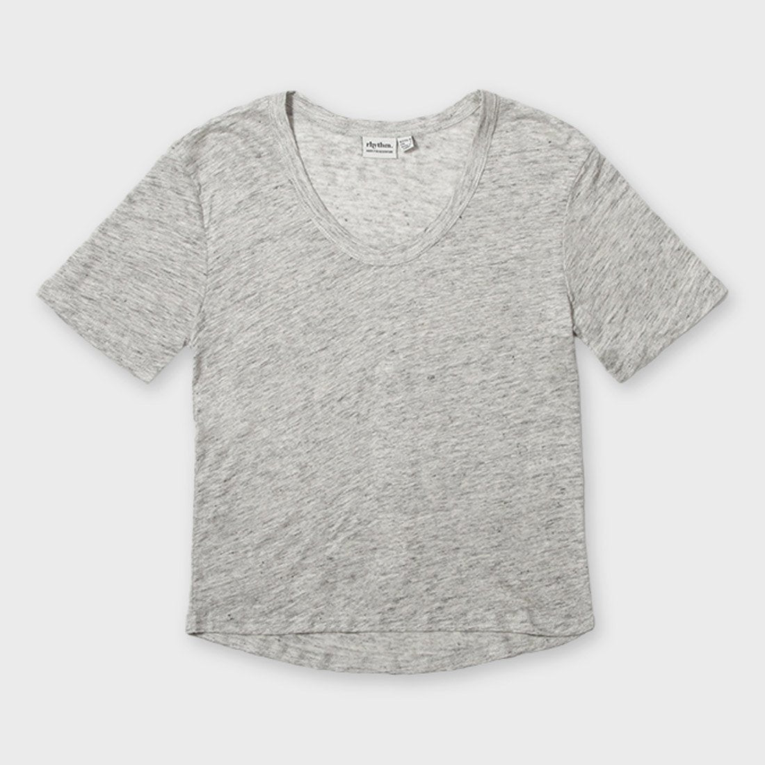 Rhythm Women's Sunshine T-Shirt Grey Marle