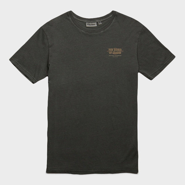 product: Rhythm Ventura T-Shirt Washed Charcoal