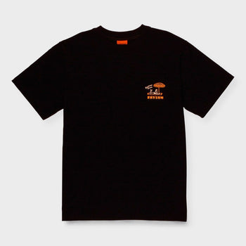 product: Rhythm Weekender Vintage T-Shirt Charcoal