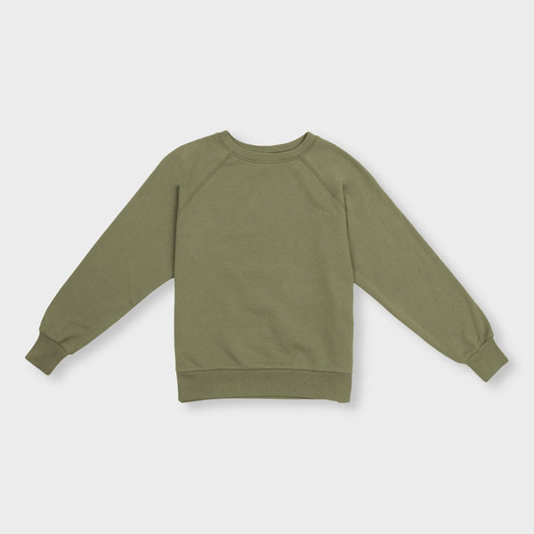 product: Rhythm Women's Montana Pullover Olive